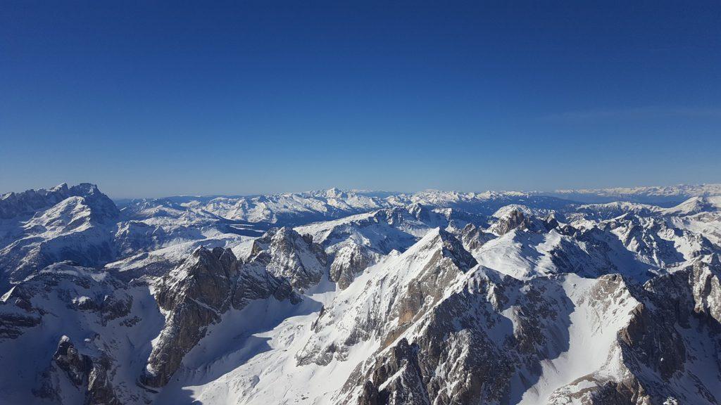 Alpi, ricerca, ambiente