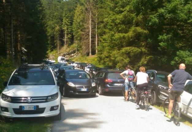 Dolomiti, Passo Sella, altopiano del Cansiglio