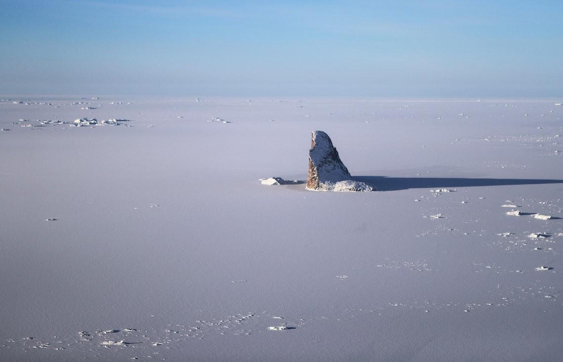 Photo of Il caldo non si ferma: intaccata per la prima volta la zona più antica del ghiaccio artico