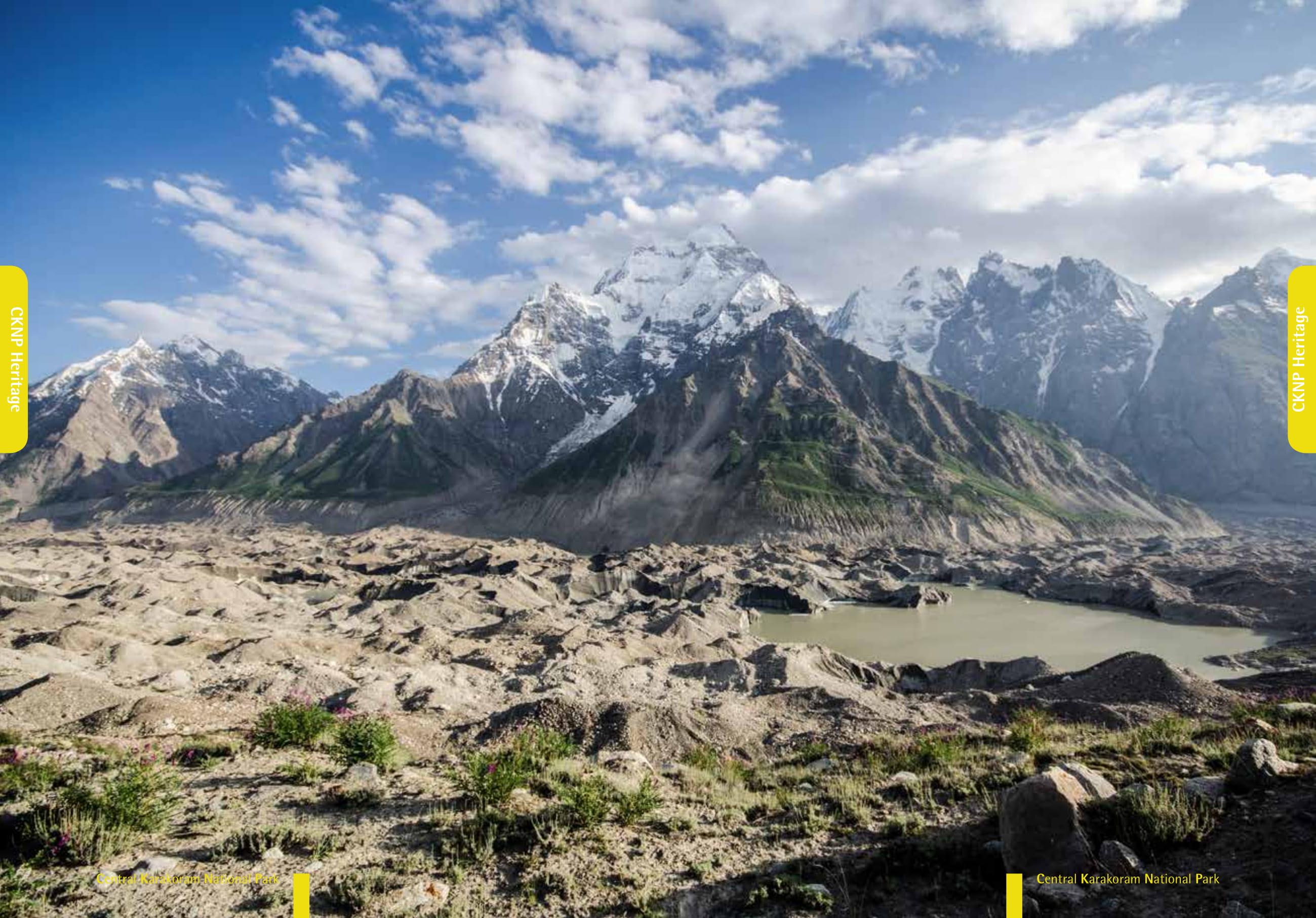 CKNP, Central Karakorum National Park, Pakistan, Parco Nazionale, Guida