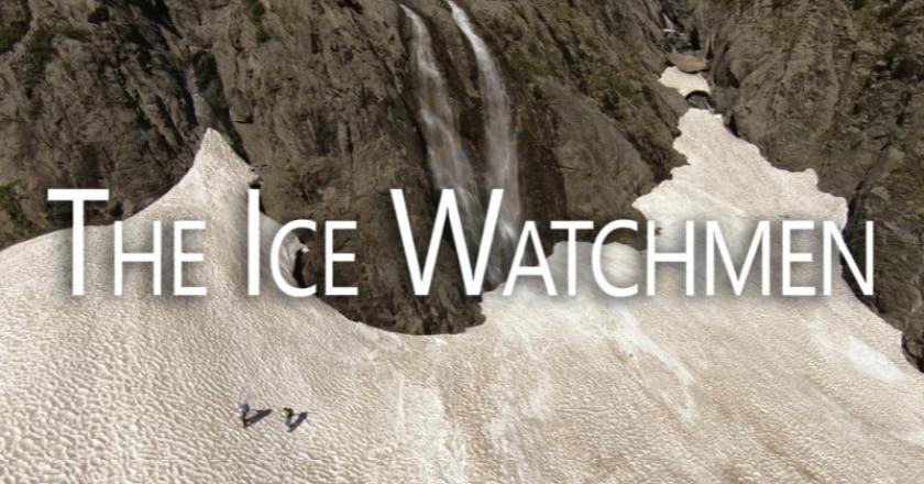 documentario, The Ice Watchmen, I Guardiani del Ghiaccio, Servizio Glaciologico Lombardo