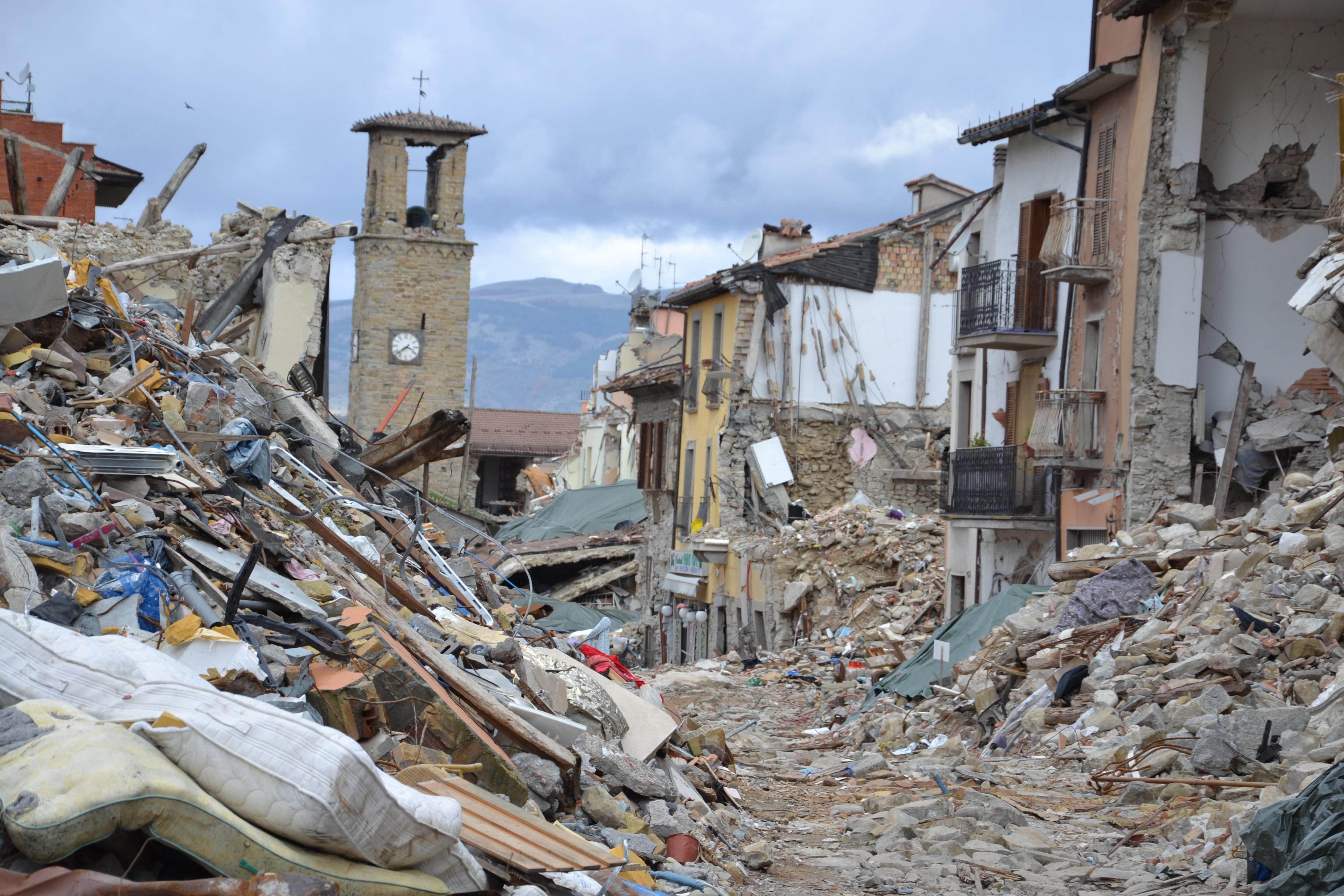 Photo of A due anni dal sisma la sagra dell'amatriciana torna a casa. Il sindaco: un passo verso il futuro