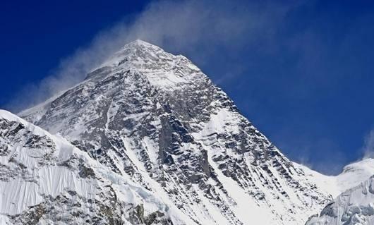 Everest, misurazione, EvK2CNR