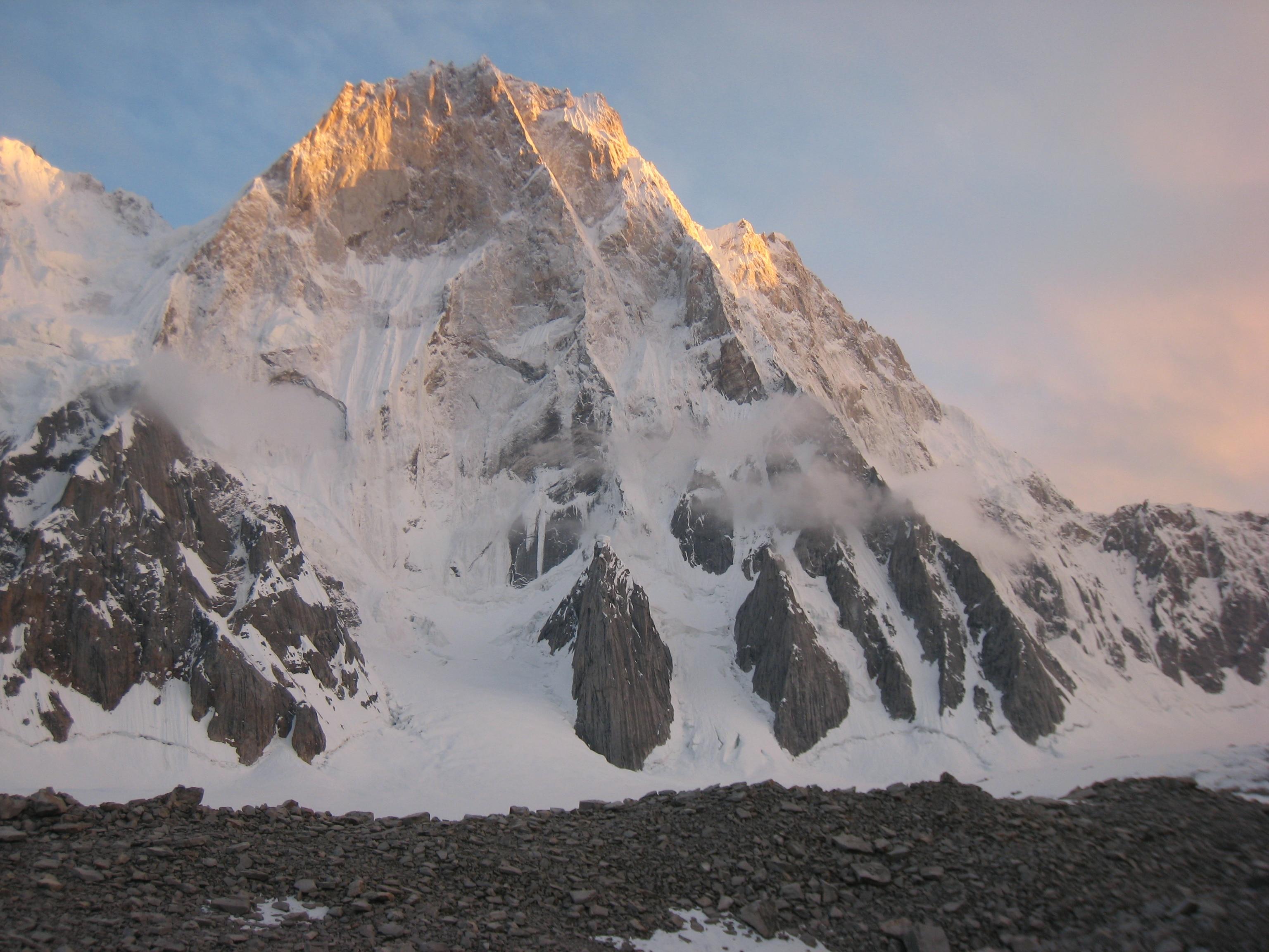 Ermanno Salvaterra, Latok I, Karakorum, Pakistan