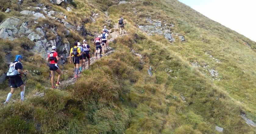 AVP501, alta via dei parchi, Appennino, trail running, endurance trail, corsa in montagna