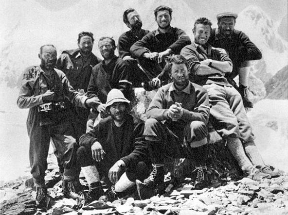 alpinismo, oberto, gasherbrum IV