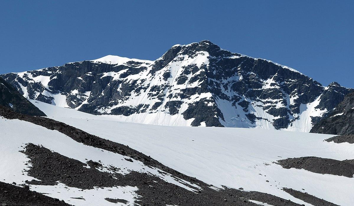 Photo of La vetta più alta della Svezia perde il suo primato a causa del caldo eccessivo