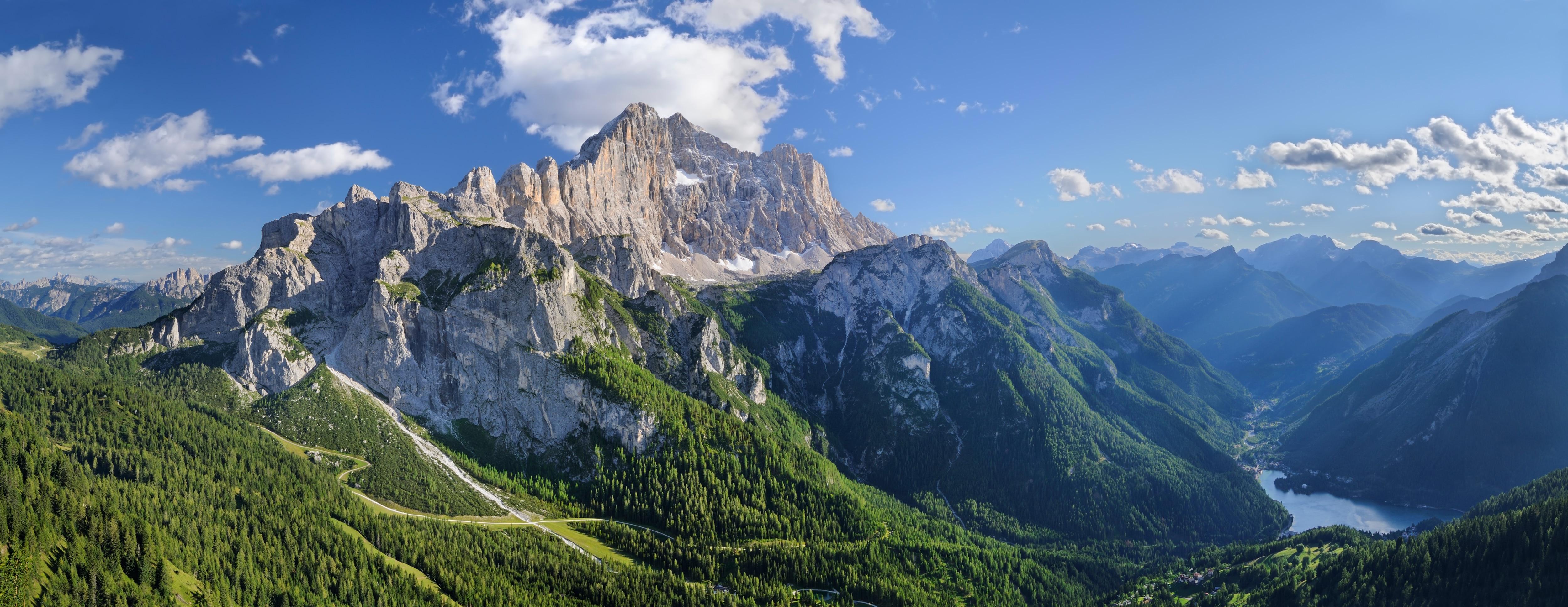Photo of In edicola – Monte Civetta da esplorare e conoscere con le guide di Meridiani Montagne