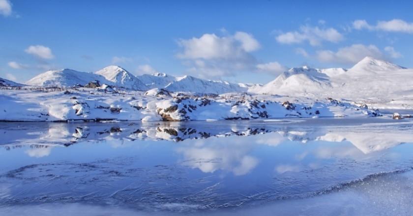 Nasa, ghiaccio, ambiente, riscaldamento globale