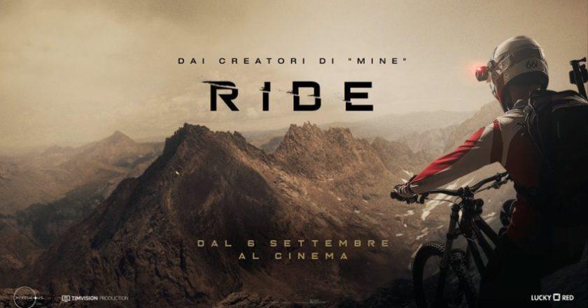 Ride, film, downhill, gopro, cinema italiano