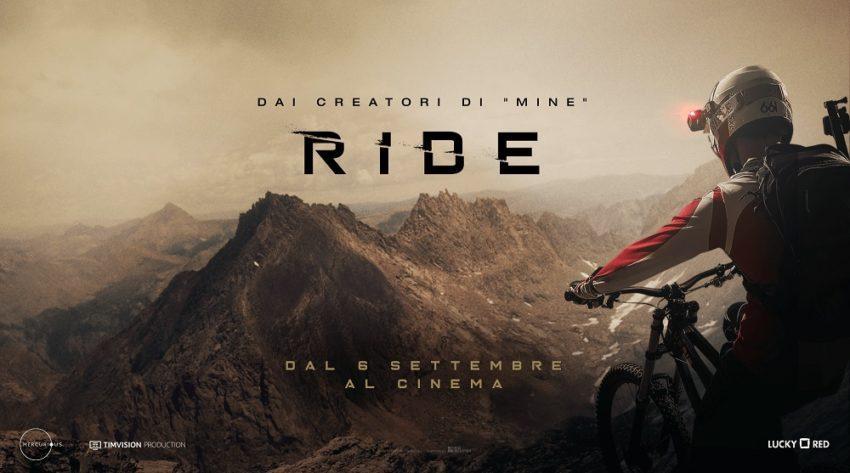 """Photo of Il downhill approda al cinema con """"Ride"""", il thriller da vivere in prima persona"""