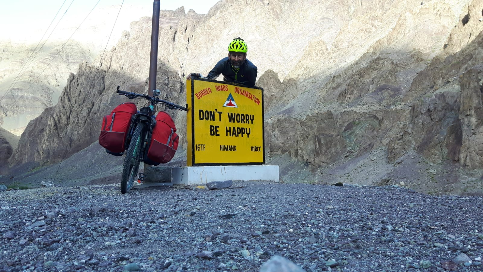 Photo of In bici sulla Manali-Leh, la route 66 dell'India