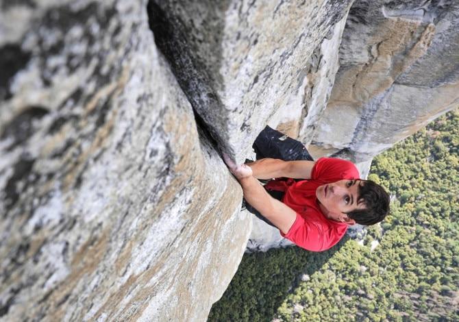 Photo of In arrivo il film dell'incredibile free solo di Alex Honnold su El Capitan. Ecco il trailer