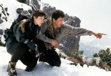 fiction, Cliffhanger, Silvester Stallone, televisione, film