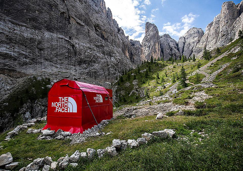 mountain festival, north face, marketing, alta quota