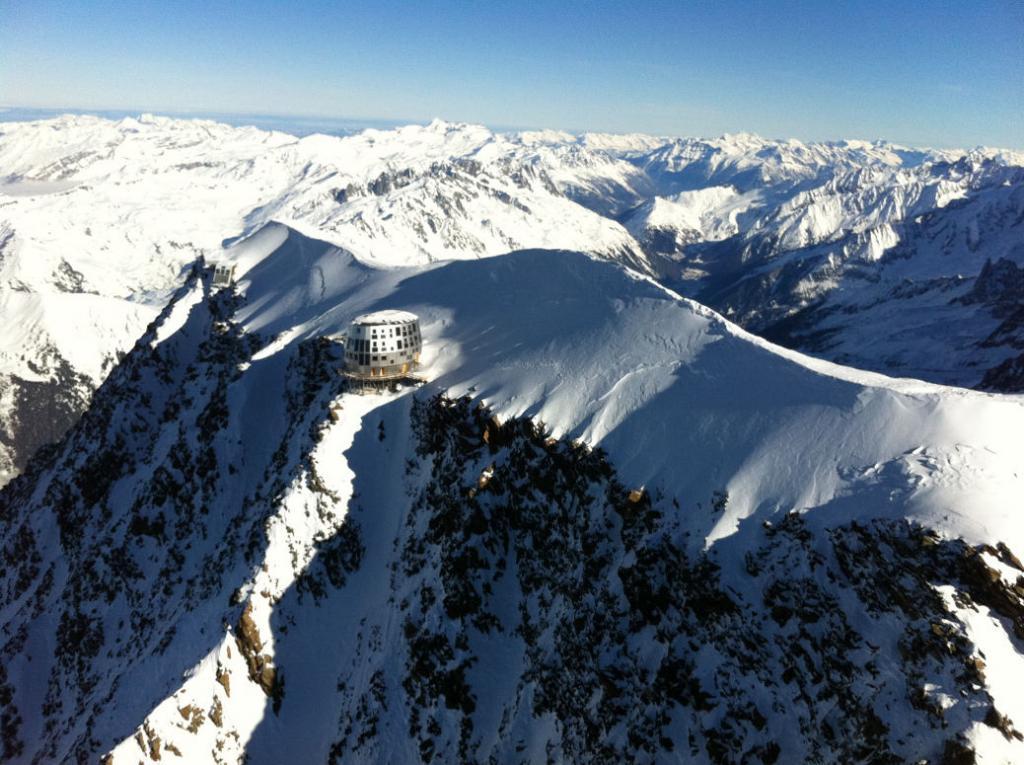 monte bianco, gouter, alpinismo, limitazioni