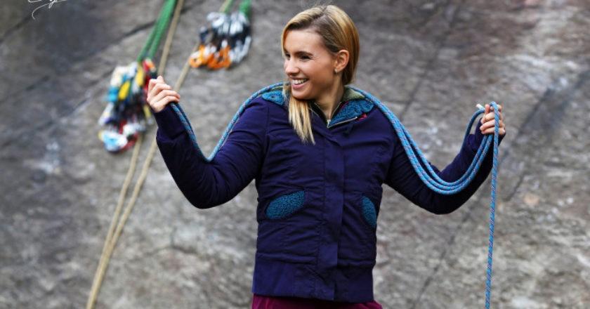 Alessia Refolo, paraclimb, arrampicata, se vuoi puoi