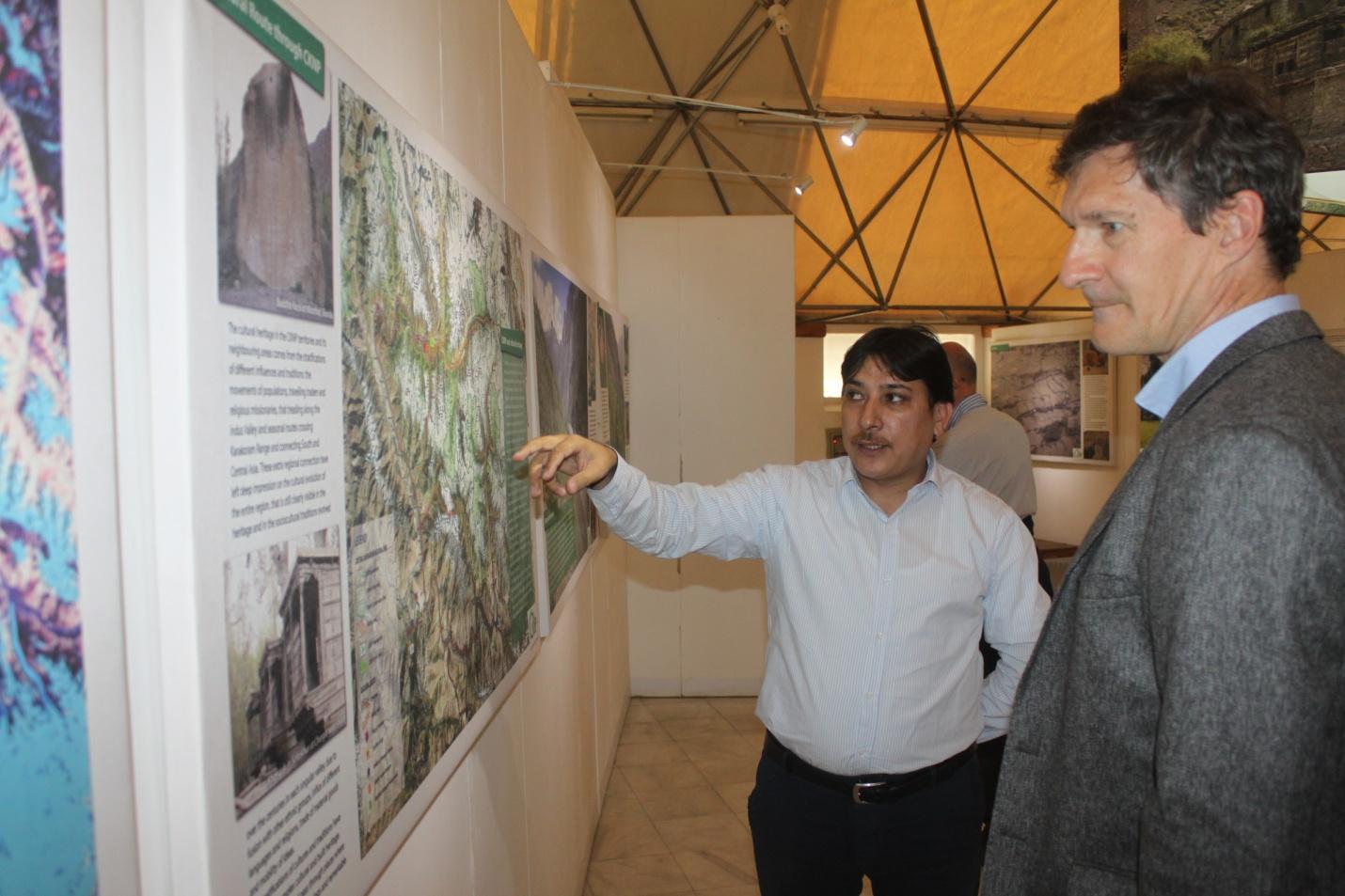 Photo of L'UNDP visita il K2 Museum di Skardu e loda l'attività di EvK2CNR