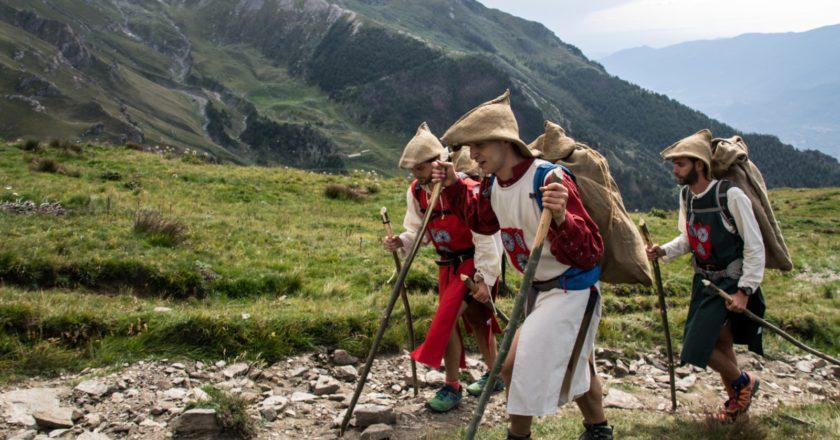 Alpinisti in Erba, Bonifacio Rotario, Rocciamelone, 660 anni