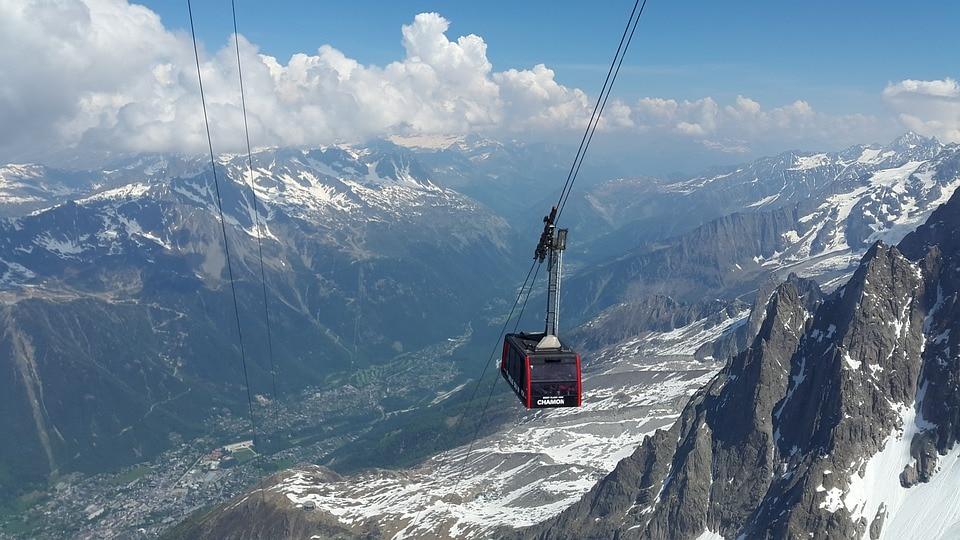 Photo of Funivia dell'Aiguille du Midi: si devono cambiare i cavi, riapertura per la stagione invernale