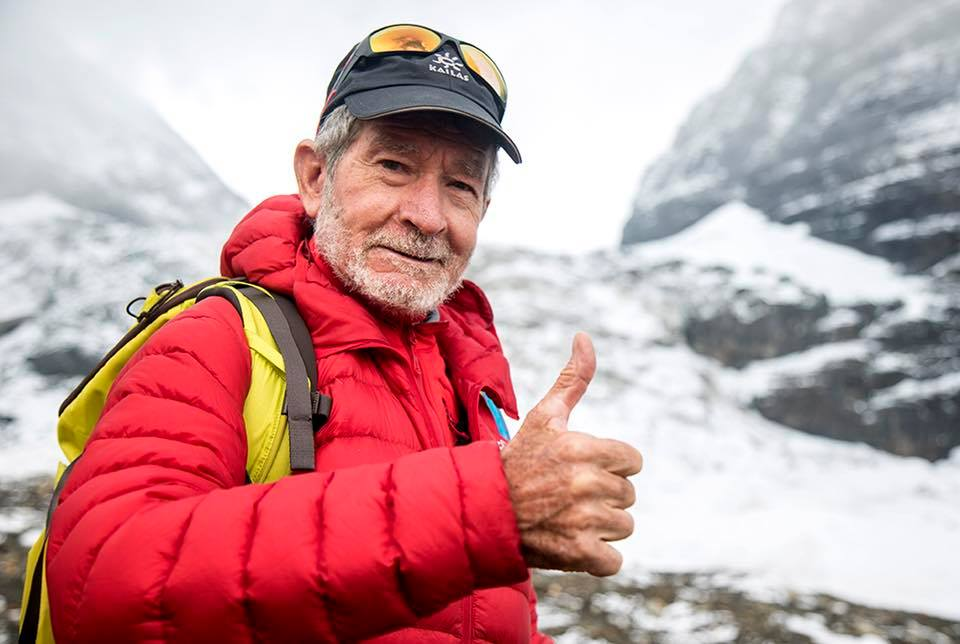 Carlos Soria, Dhaulagiri, alpinismo, ottomila