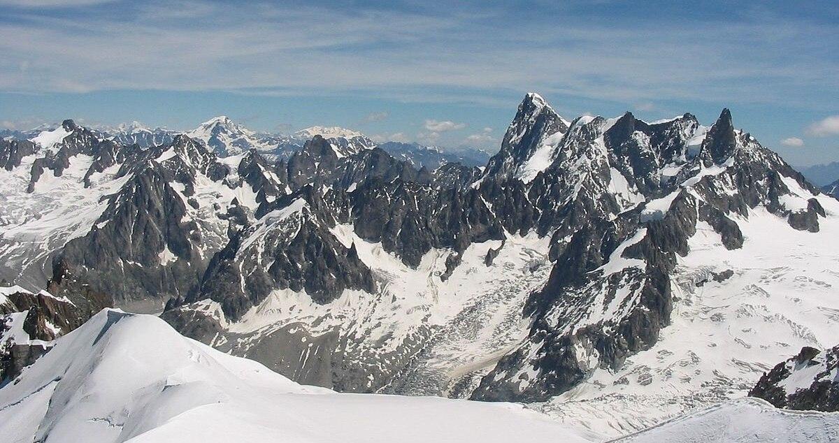 Monte Bianco, limitazioni
