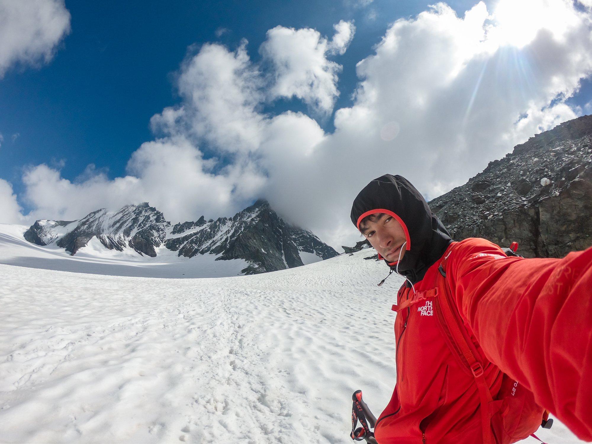 Lunag-ri, alpinismo, Himalaya, David Lama, Conrad Anker