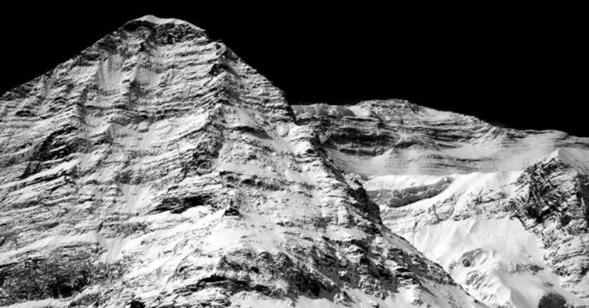 Dhaulagiri, sci, ottomila, alpinismo, montagna