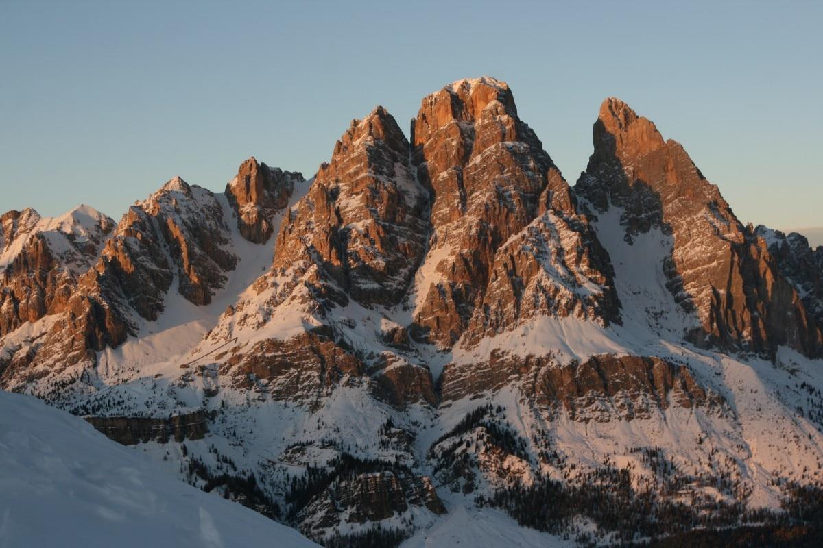 Alta Via delle Dolomiti Bellunesi