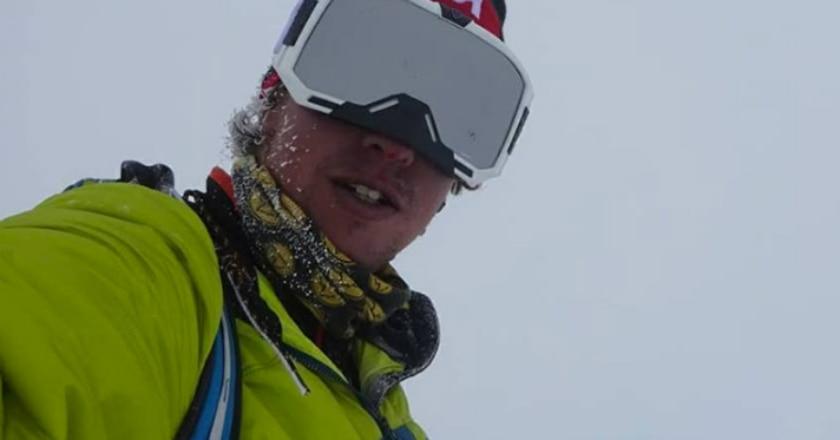 Tomas Franchini, Silvestro Franchini, Ande, alpinismo