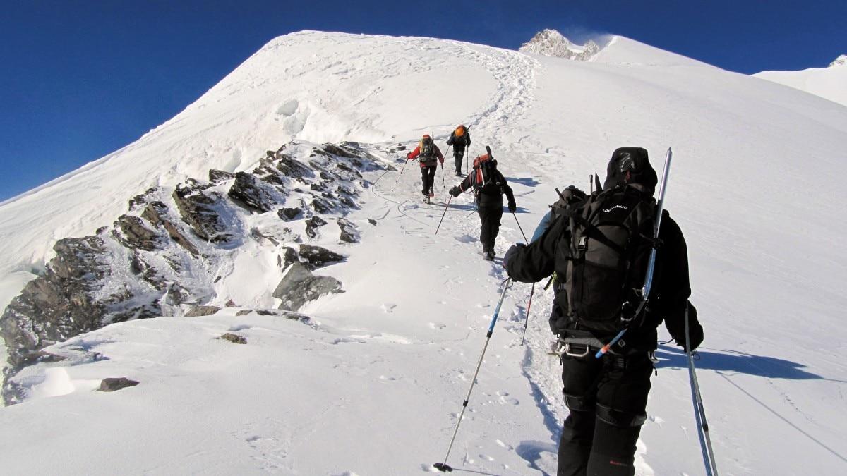 Montagna, escursionismo, Guide alpine