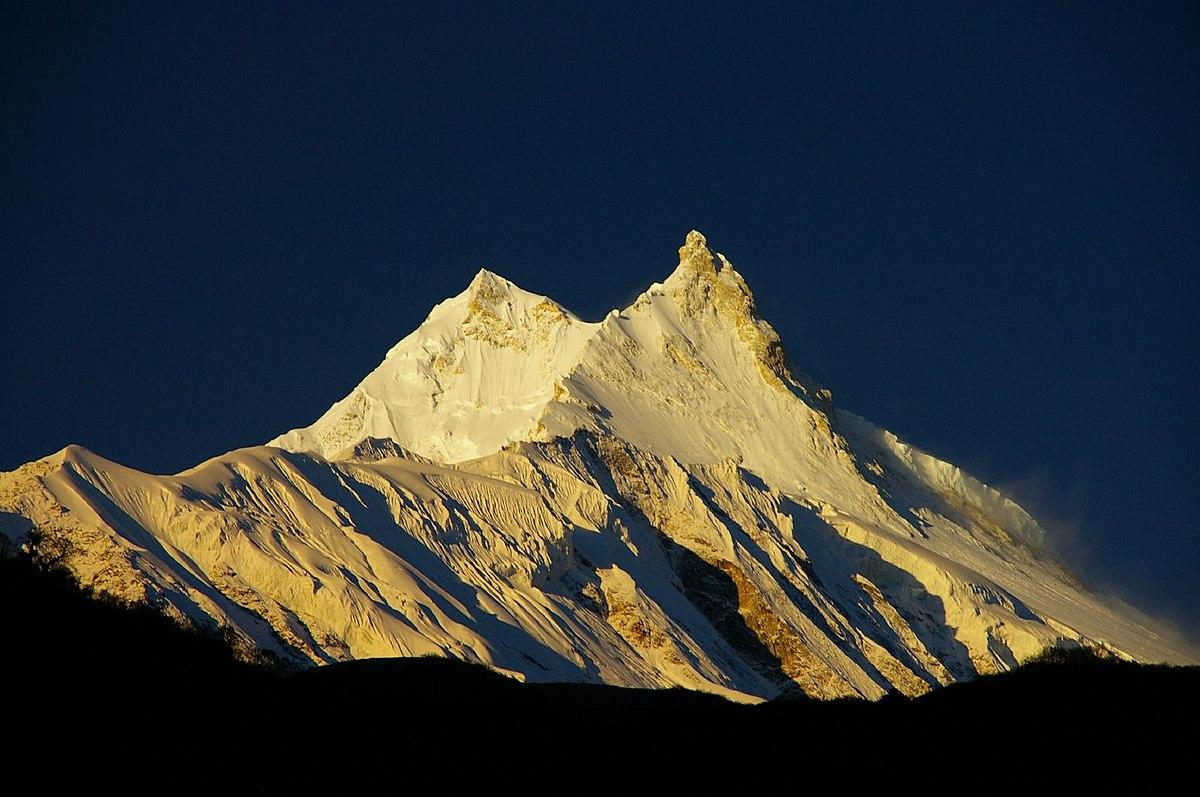 Manaslu, K2, ottomila, alpinismo