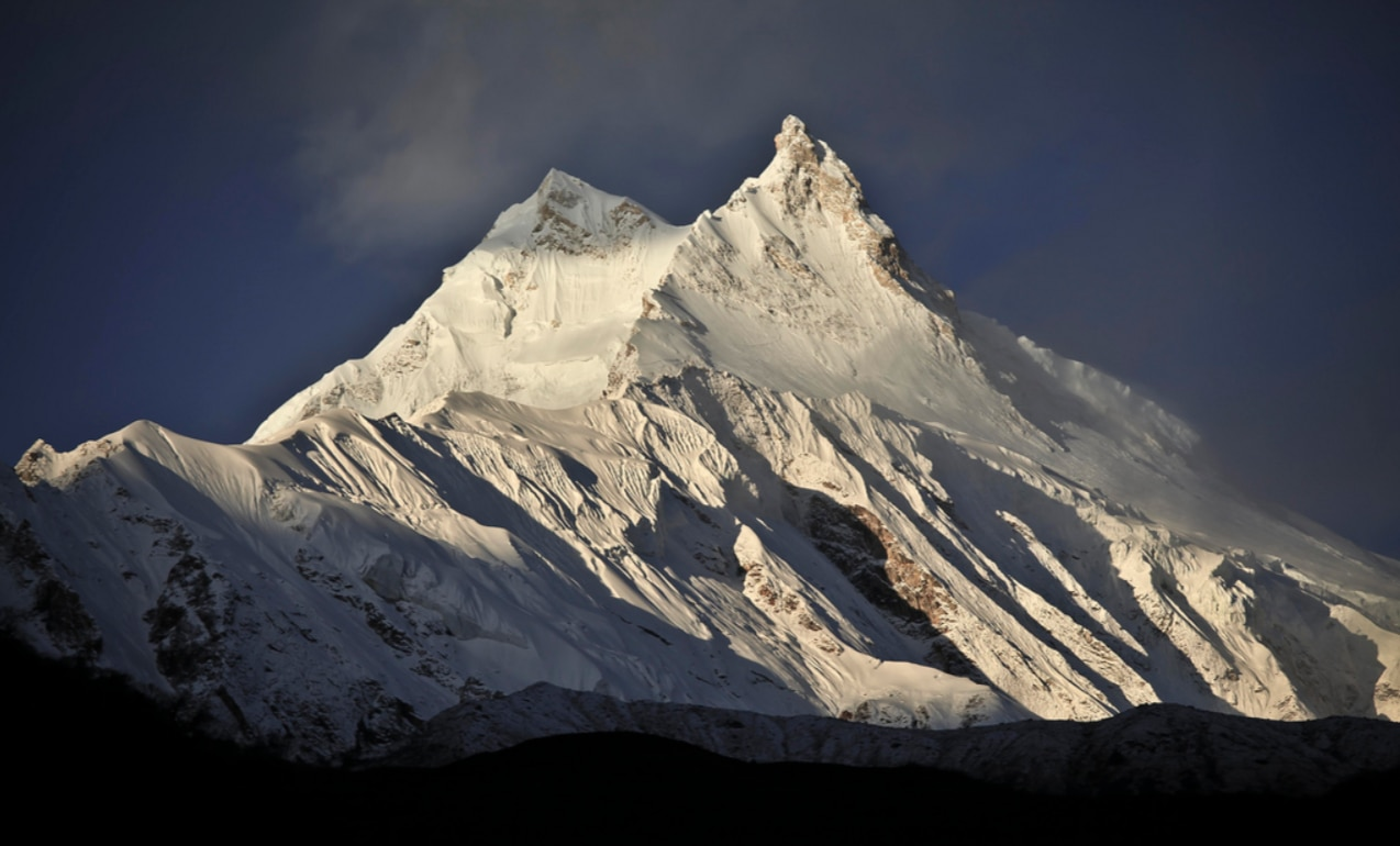 cronaca, Manaslu, ottomila, alpinismo