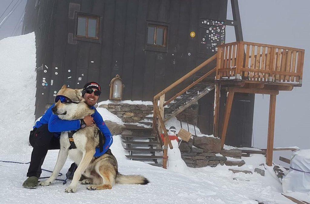 Nepal, cane alpinista, alpinismo