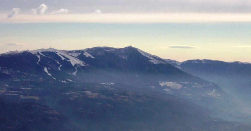 Alpe del Nevegal, Belluno, stagione invernale