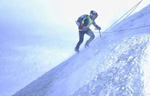 Monte Bianco, alpinismo, Matej Perkov, Nico Valsesia, trail
