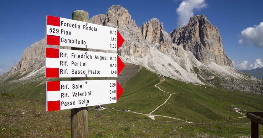 Passo Sella, Dolomiti, Altopiano del Cansiglio