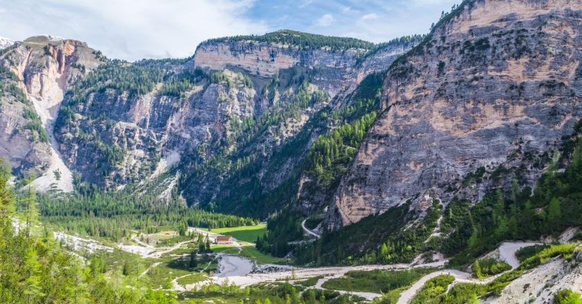 Dolomiti di Fanes, Edicola, guide, itinerari, meridiani montagne,