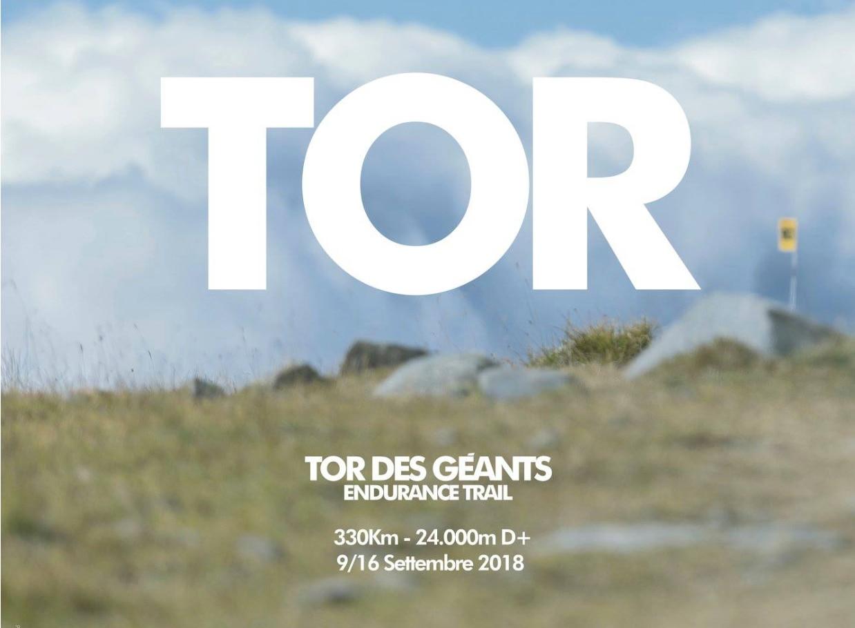 Photo of Df Sport Specialist corre sui sentieri del Tor Des Geants