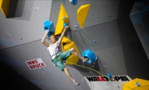 arrampicata sportiva, lead, mondiali di Innsbruck 2018, Jakob Schubert, Adam Ondra, Alexander Megos