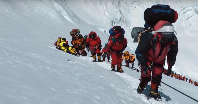 Everest, sherpa, documentario, HBO