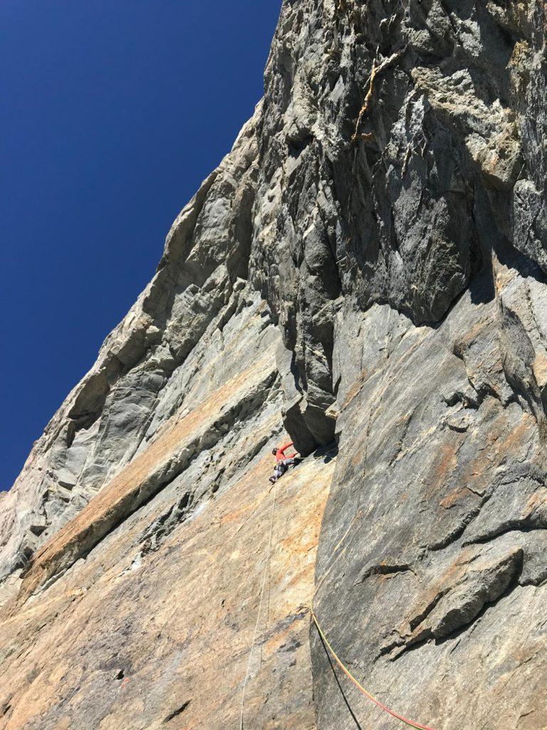alpinismo, Cervino, François Cazzanelli