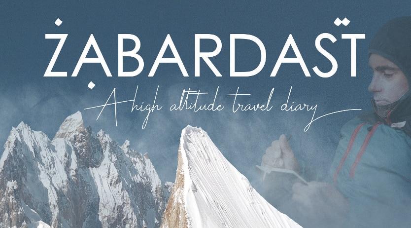 Zabardast, Pakistan, freeride