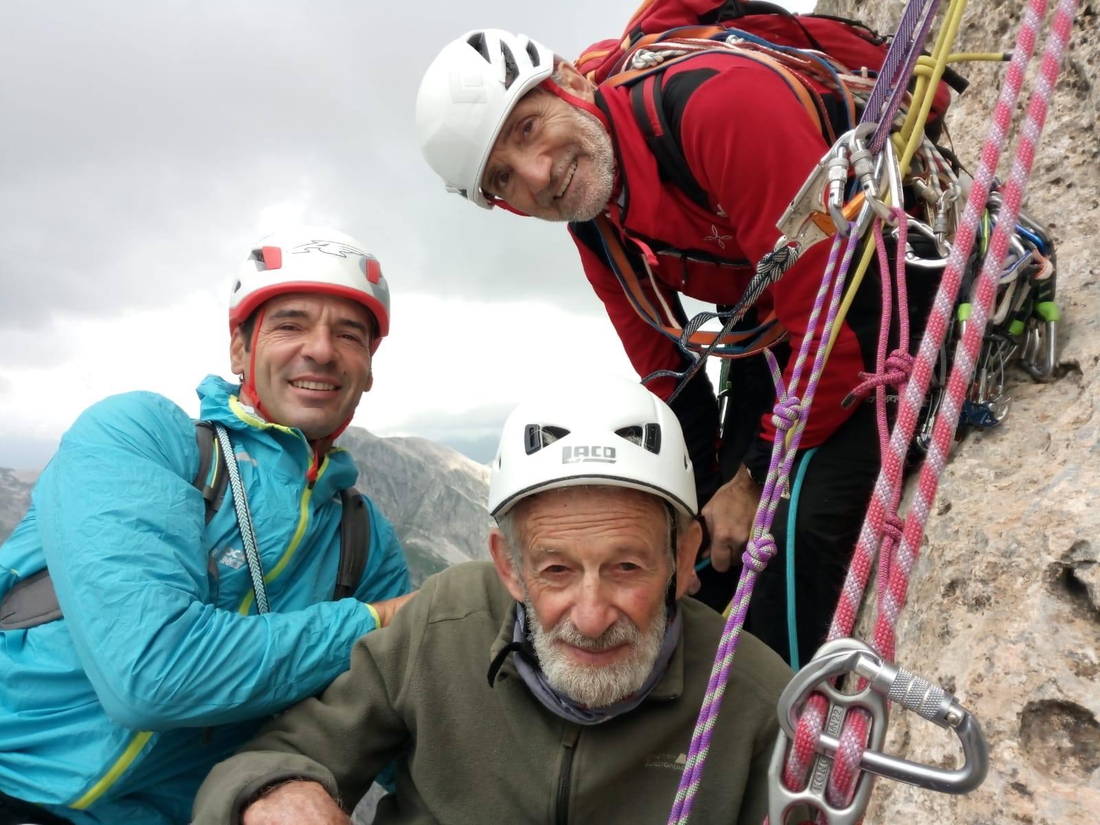 Domenico Alessandri, storia dell'alpinismo