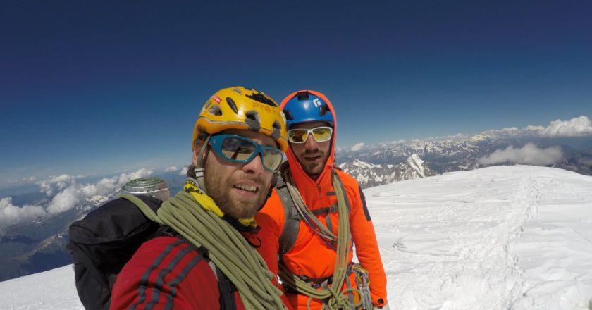 Ragni di Lecco, alpinismo, Jannu East, David Bacci, Luca Moroni