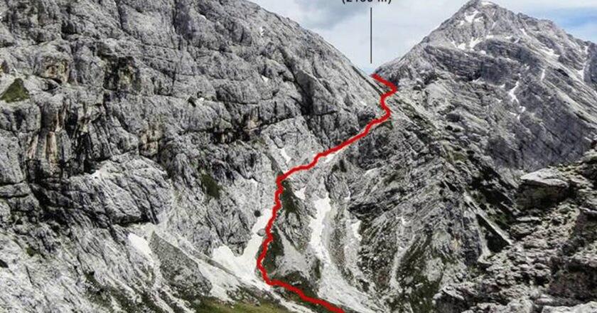 Alta Valle del Mis, Feltrino, Passo del Comedón