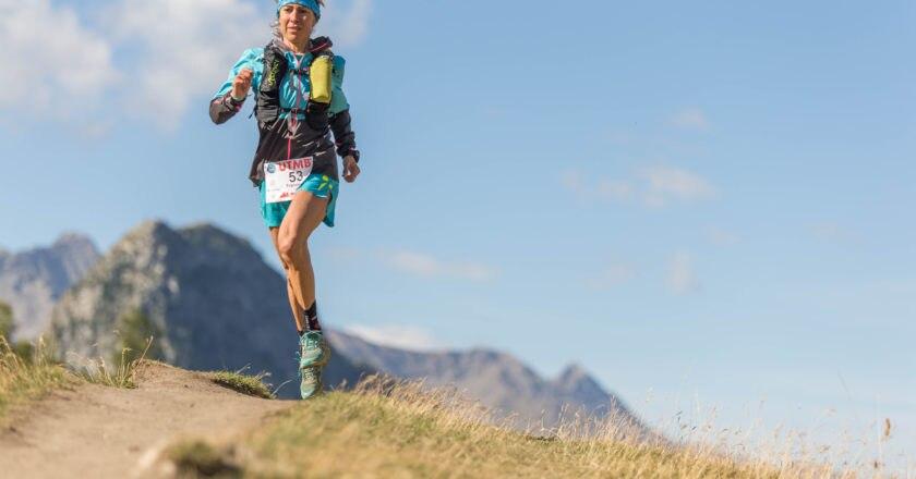 Francesca Canepa, Ultratrail, UTMB, corsa in montagna
