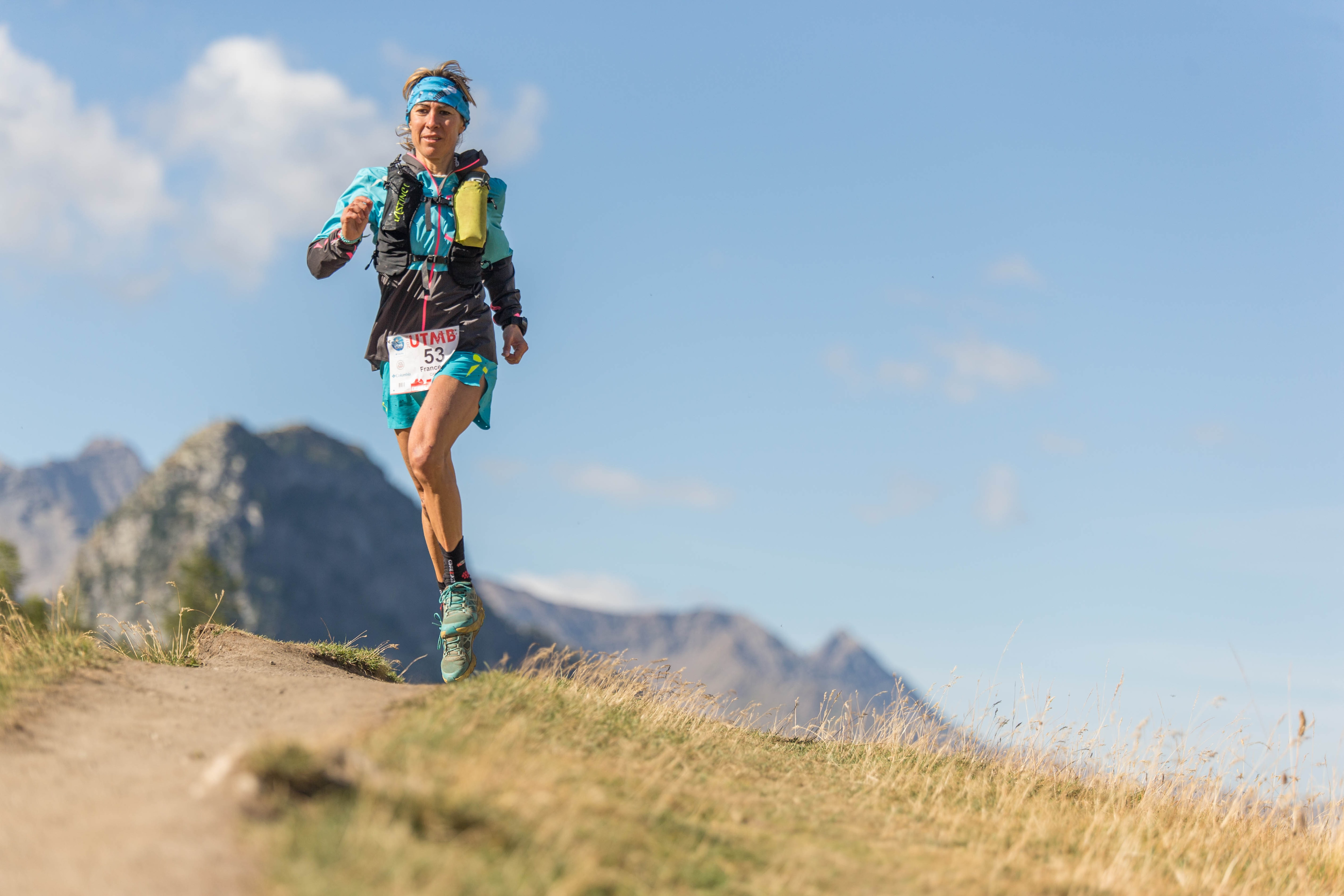 Photo of Francesca Canepa, l'Ultra donna si racconta
