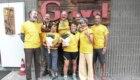 il team Gamba in Spalla davanti alla sede Grivel di Courmayeur ph Romuald Desandré IMG_6814