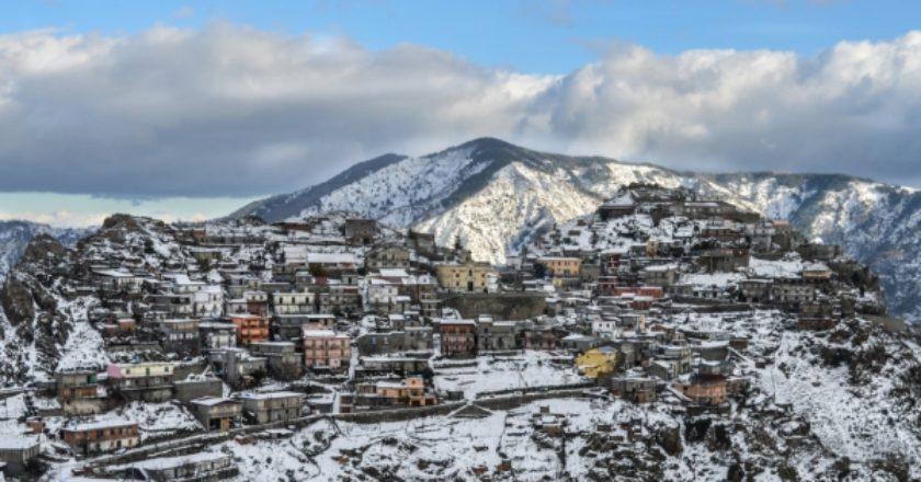 Roccaforte del Greco, Aspromonte, scuola, spopolamento